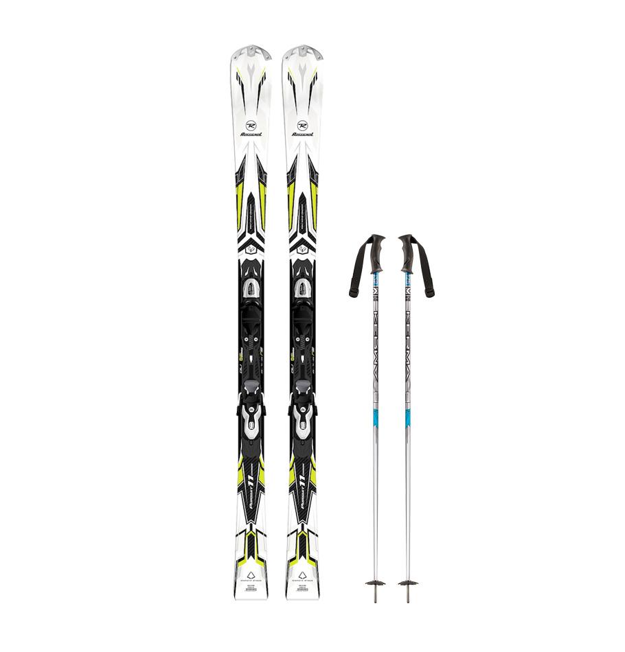 Adult Budget Skis